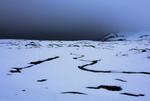 Approaching storm, Vatnajökull 20160321 0770