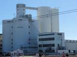 Sugar plant, mostly below sea level
